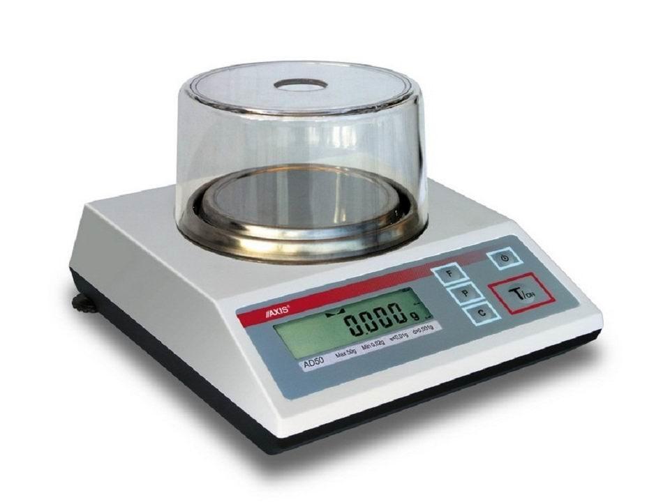 Весы лабораторные  фирмы «AXIS» серии А