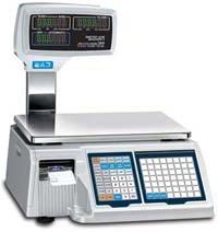 Весы с печатью этикетки   CAS LP/LP-R (ETHERNET)