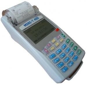 Кассовый аппарат MINI-T 400МЕ            ЦЕНА: 6050,00 грн.