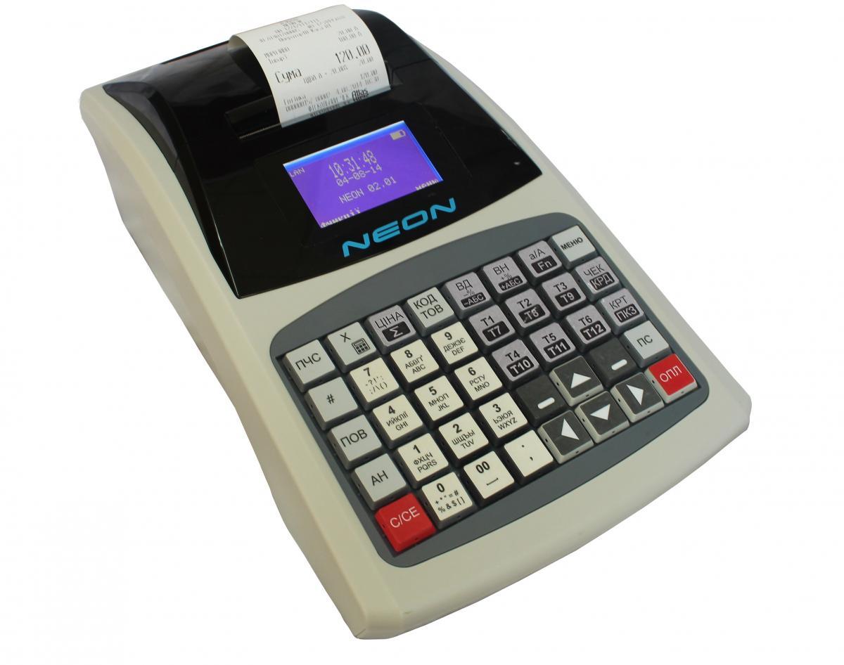 Кассовый аппарат Datecs NEON W