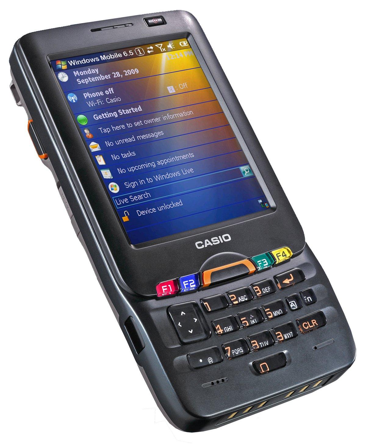 Терминал сбора данных Casio IT-800, WiFi, BT, IrDA
