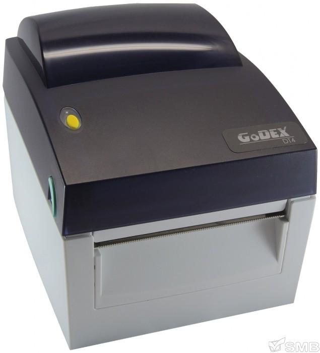 Принтер етикеток Godex EZ-DT4