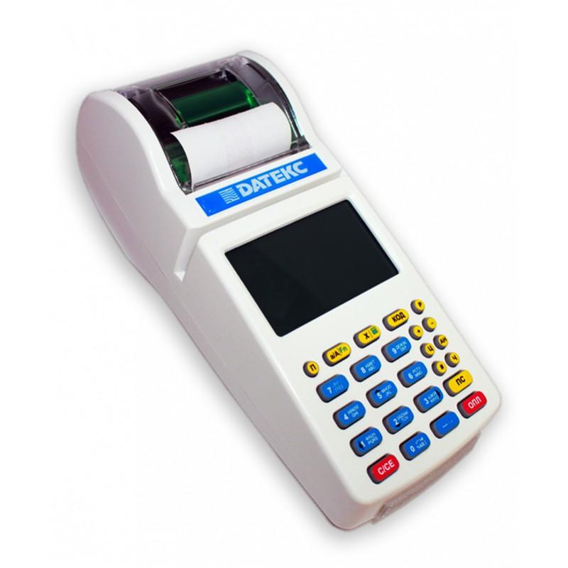 Кассовый аппарат Datecs МР-01  Цена: 4949,00 грн., Портативные и стационарные