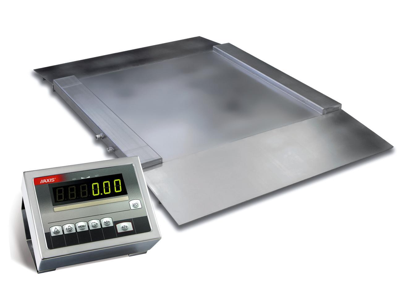 Весы платформенные AXIS BDU