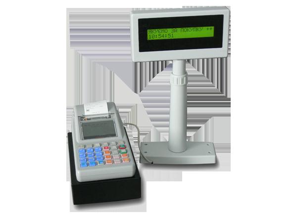 Универсальный специализированный контрольно-кассовый аппарат для АЗС, АГЗС и АГНКС «АЗС POS Mini»