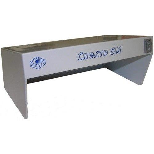 Ультрафиолетовый детектор валют Cпектр-5M