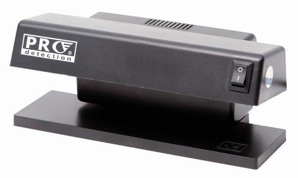 Ультрафиолетовый детектор валют PRO-4
